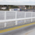 Project: Railings in Car Park, Douglas Village Shopping Centre